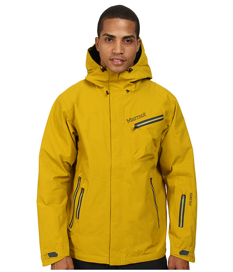 Marmot - Freerider Jacket (Green Mustard) Men's Coat