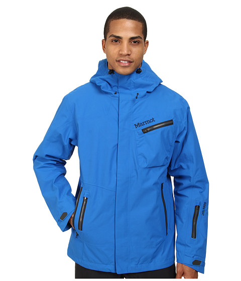 Marmot - Freerider Jacket (Peak Blue) Men