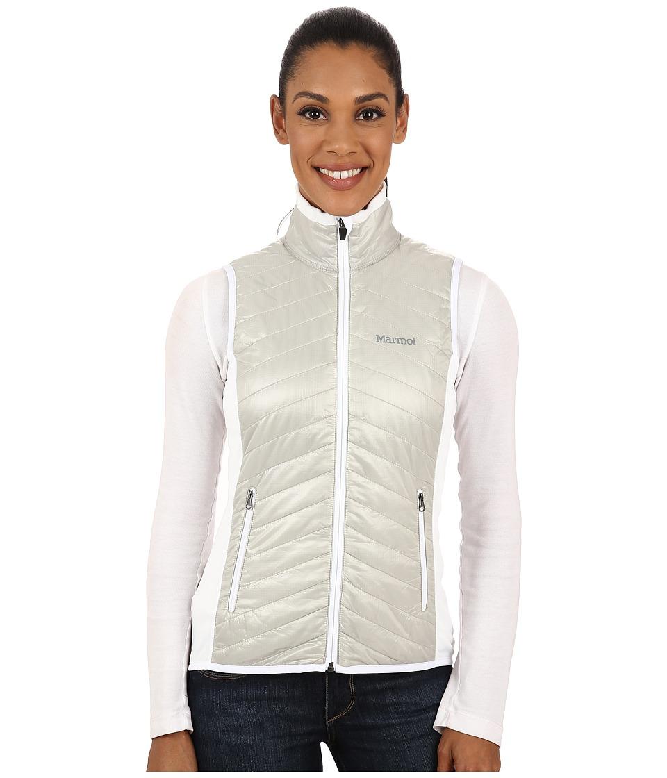 Marmot - Variant Vest (Platinum/White) Women's Vest