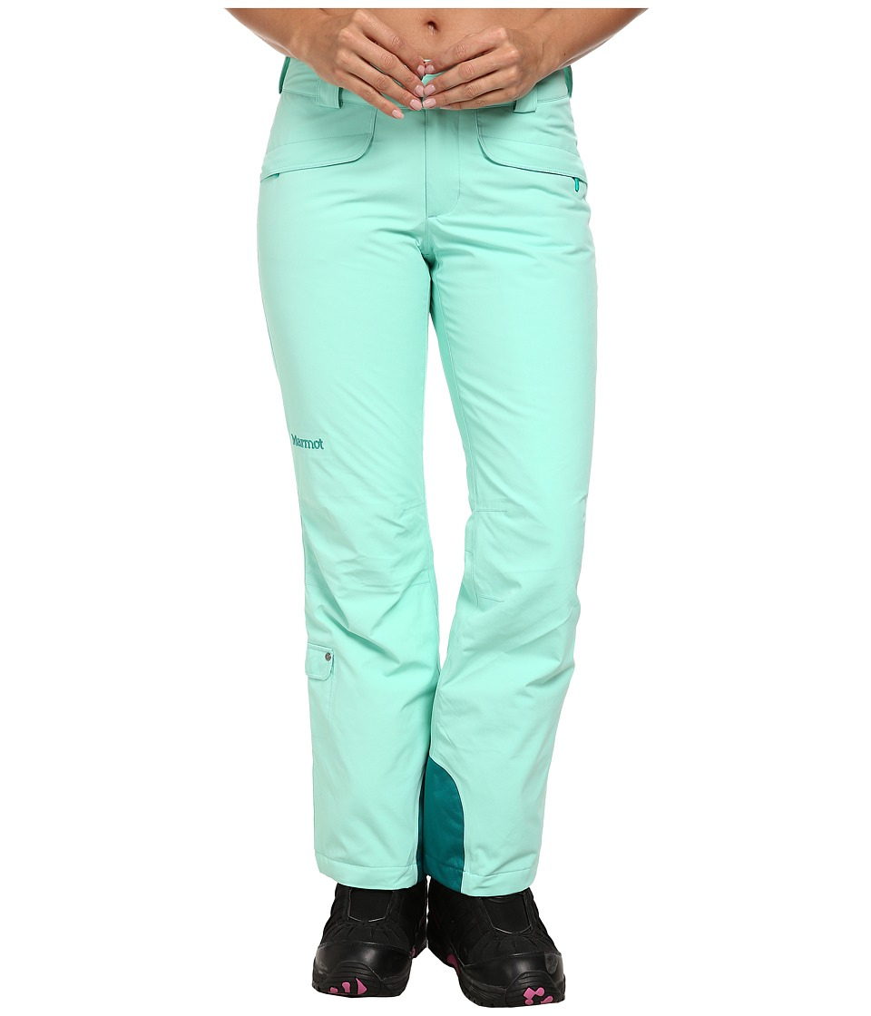 Marmot - Skyline Insulated Pant (Ice Green) Women's Casual Pants