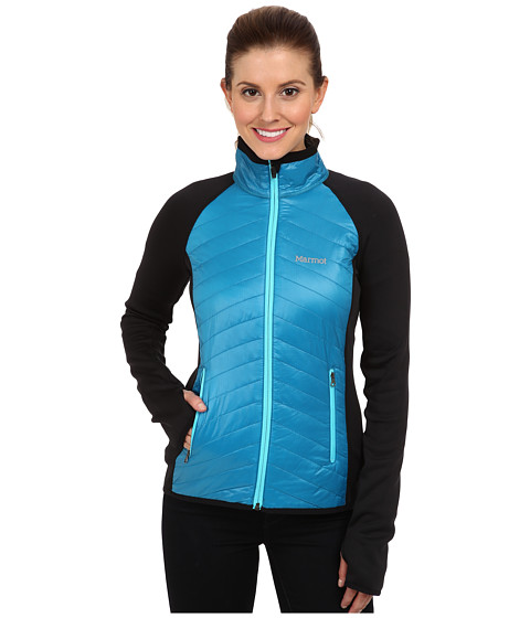 Marmot - Variant Jacket (Aqua Blue/Black) Women's Jacket
