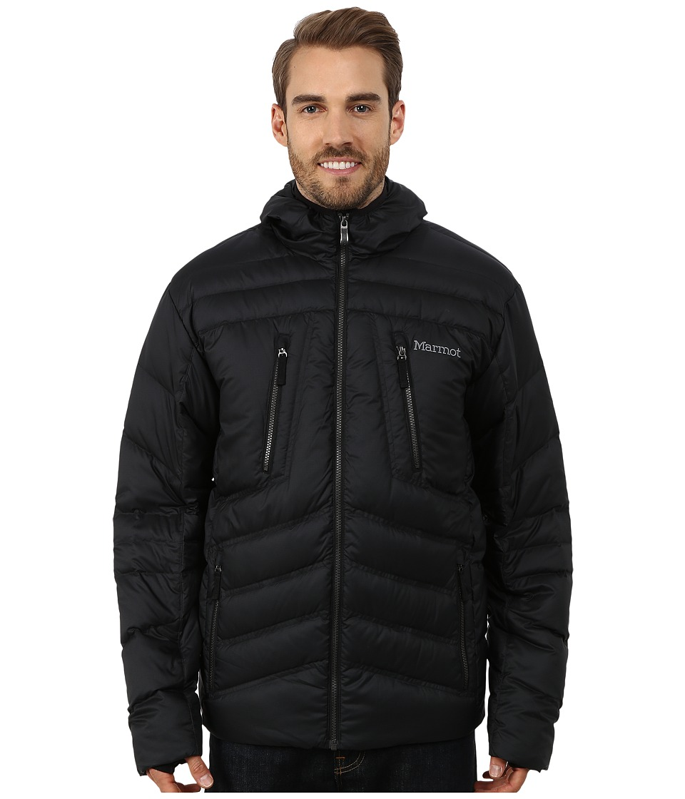 Marmot - Hangtime Jacket (Black) Men's Clothing