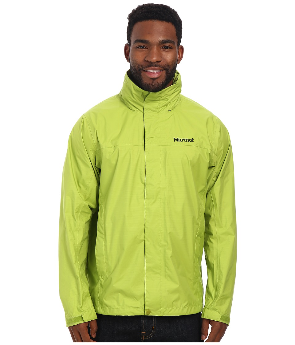 Marmot - PreCip Jacket (Green Lichen) Men
