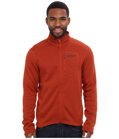 Marmot - Drop Line Jacket (Dark Rust) Men