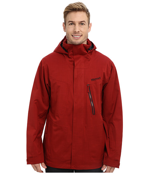 Marmot - Origins X Jacket (Dark Crimson) Men's Coat