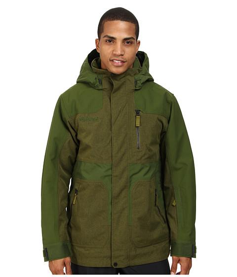 Marmot - Rail Jacket (Moss/Greenland) Men's Jacket