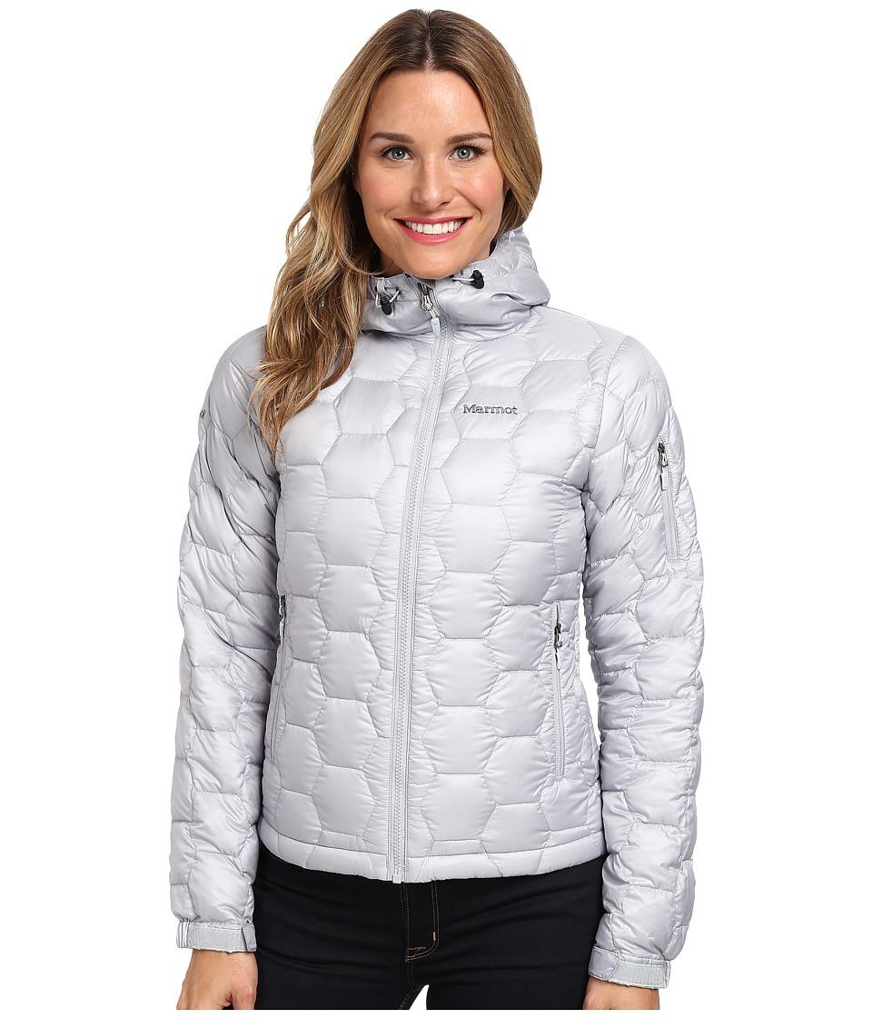 Marmot - Ama Dablam Jacket (Silver) Women's Coat
