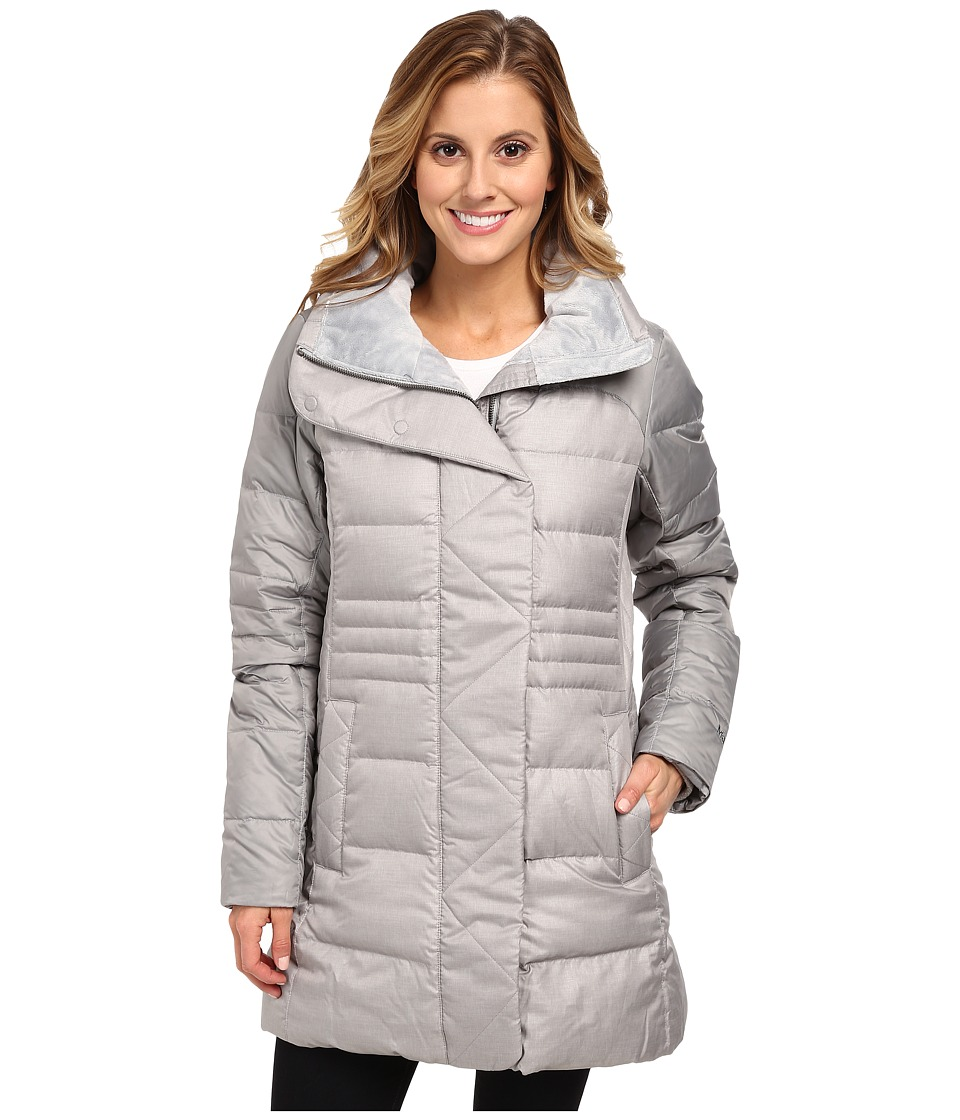 Marmot - Alderbrook Jacket (Steel/Stealth Gray/Stealth Gray) Women's Jacket
