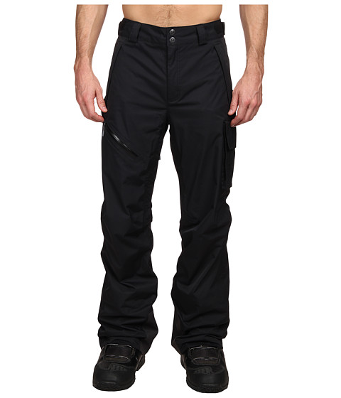 Mountain Hardwear - Returnia Cargo Pant (Black) Men's Casual Pants