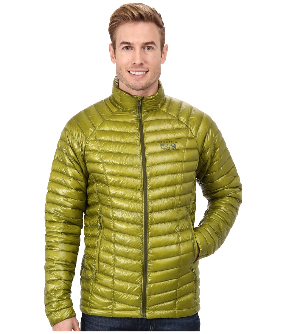 Mountain Hardwear - Ghost Whisperer Jacket (Python Green) Men's Coat