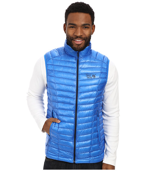 Mountain Hardwear - Ghost Whisperer Down Vest (Hyper Blue) Men's Vest