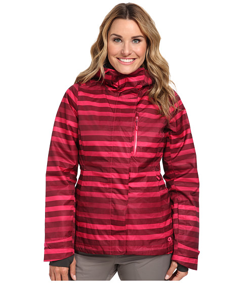 Mountain Hardwear - Barnsie Jacket (Rich Wine/Bright Rose) Women's Jacket