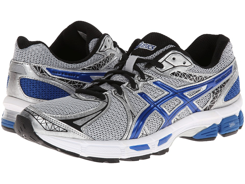 ASICS - GEL-Exalt 2 (Lightning/Royal/Black) Men's Running Shoes