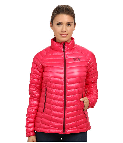 Mountain Hardwear - Ghost Whisperer Down Jacket (Bright Rose) Women's Coat