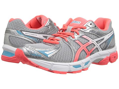 ASICS - GEL-Exalt 2 (Lightning/Coral/Turquoise) Women's Running Shoes