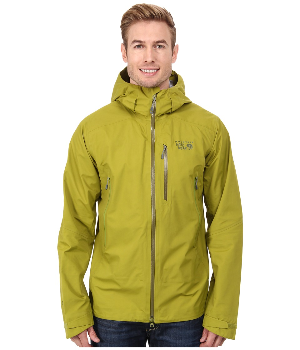 Mountain Hardwear - Torsun Jacket (Python Green) Men