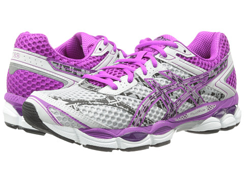 ASICS - GEL-Cumulus 16 Lite-Show (Lightning/Purple/Black) Women