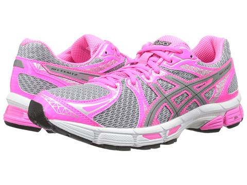 ASICS - GEL-Exalt 2 Lite-Show (Lightning/Silver/Hot Pink) Women's Running Shoes