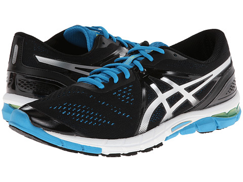 ASICS - Gel-Excel33 3 (Black/Lightning/Blue) Men