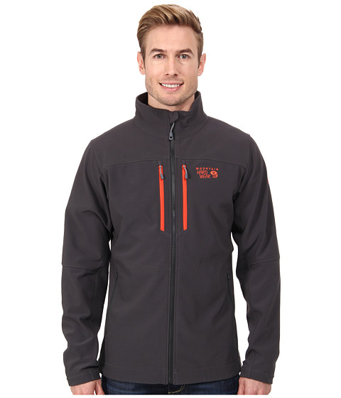 Mountain Hardwear - Hueco Jacket (Shark) Men's Coat