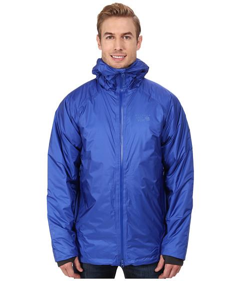 Mountain Hardwear - Quasar Insulated Jacket (Azul) Men's Coat