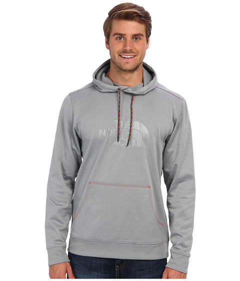The North Face - Quantum Pullover Hoodie (Monument Grey) Men's Sweatshirt