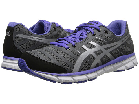 ASICS - GEL-Zaraca 2 (Black/Silver/Blue Iris) Women