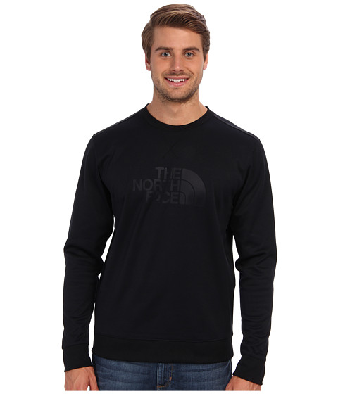 The North Face - Quantum Crew Sweatshirt (TNF Black) Men