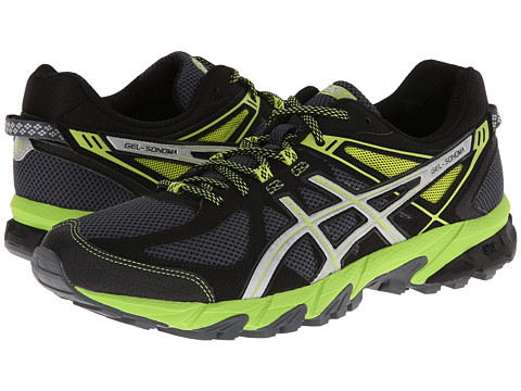 ASICS - GEL-Sonoma (Graphite/Silver/Lime) Men