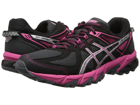 ASICS - Gel-Sonoma (Graphite/Silver/Magenta) Women's Running Shoes