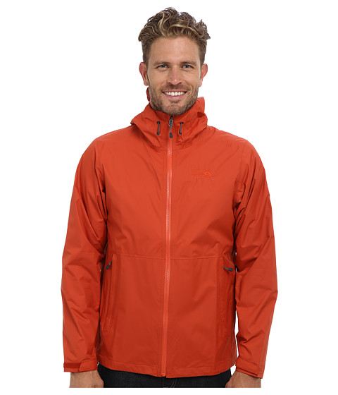 Mountain Hardwear - Plasmic Jacket (Flame) Men