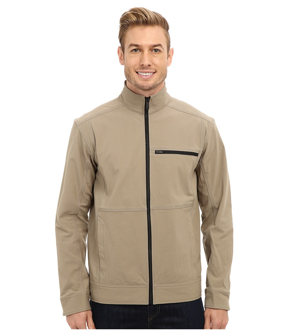 Mountain Hardwear - Piero Work Jacket (Khaki) Men's Coat