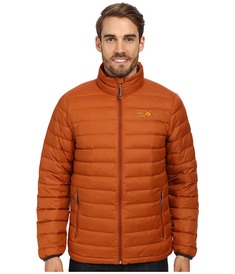Mountain Hardwear - Micro Ratio Down Jacket (Dark Adobe) Men