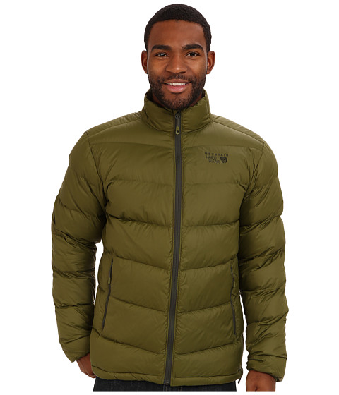 Mountain Hardwear - Ratio Down Jacket (Utility Green) Men's Coat
