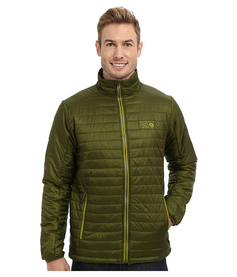 Mountain Hardwear - Thermostatic Jacket (Utility Green) Men's Coat