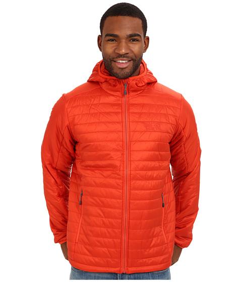 Mountain Hardwear - Thermostatic Hooded Jacket (Flame) Men