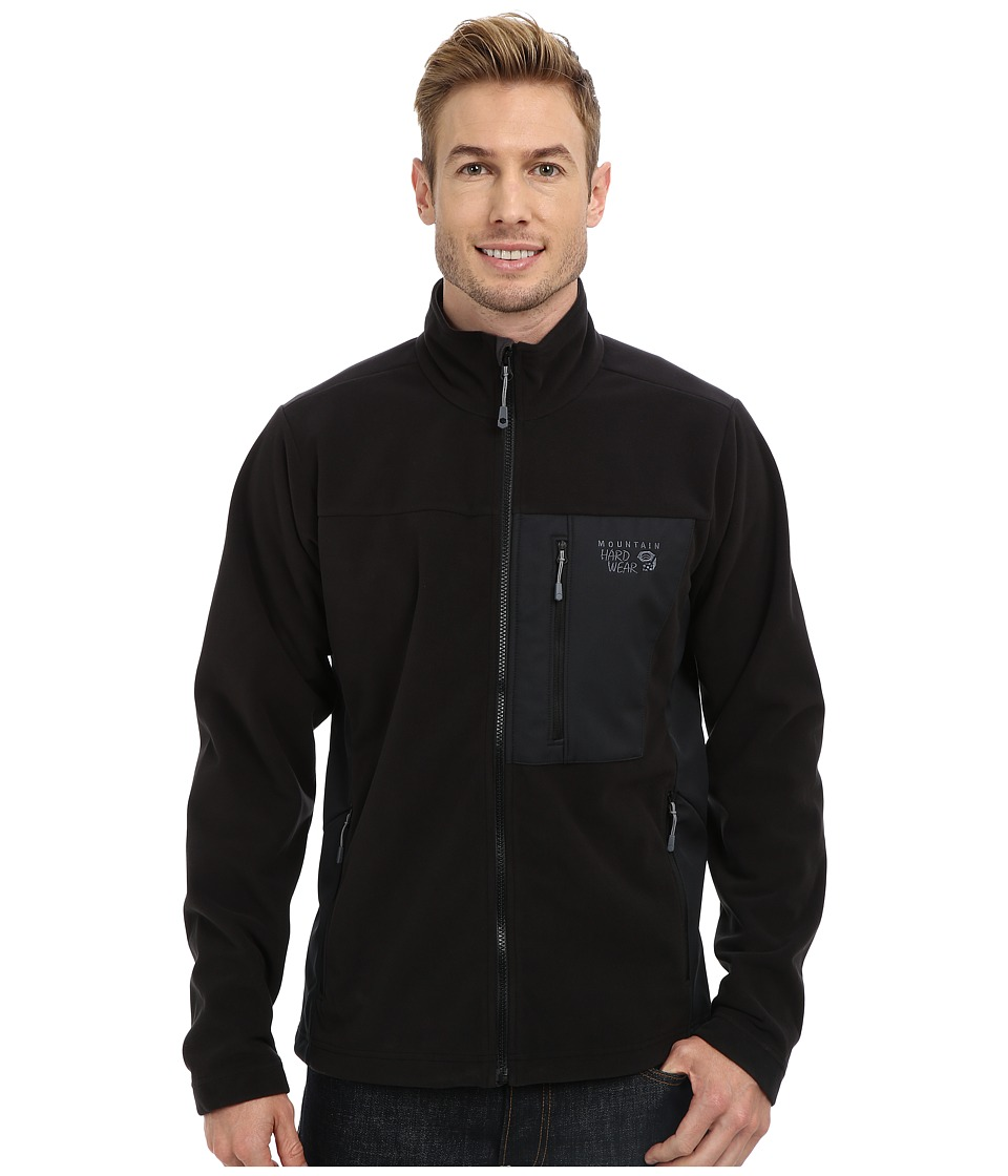 Mountain Hardwear - Scrambler Jacket (Black) Men's Coat