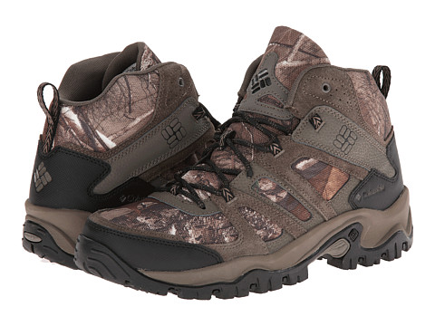 UPC 887921451520 product image for Columbia - Woodburn Mid Camo (Realtree)  Men's Hiking Boots
