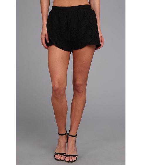 MINKPINK - The Days You Feel Alive Shorts (Black) Women