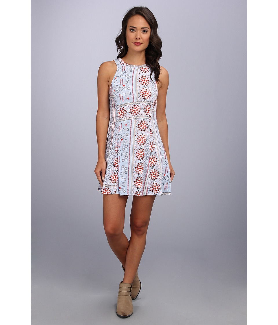 MINKPINK - Ranch Fiesta Dress (Multi) Women's Dress