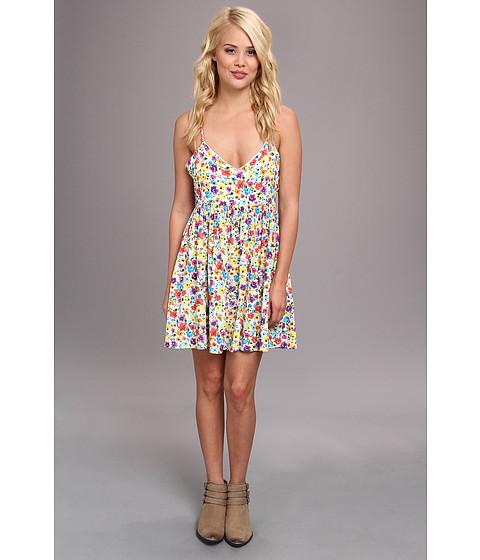 MINKPINK - Wild Flower Patch Dress (Multi) Women's Dress