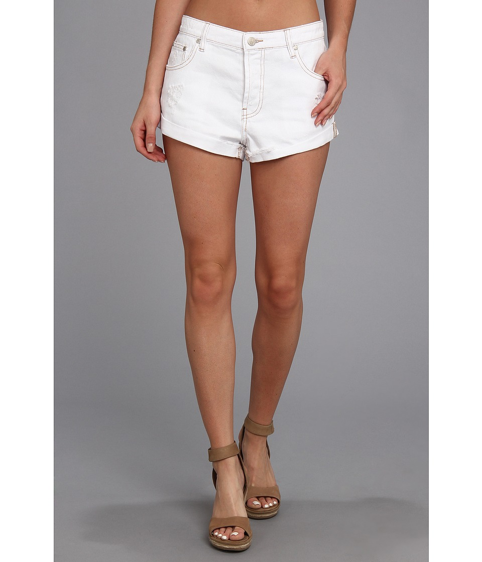 MINKPINK - Groupie White Shorts (White) Women's Shorts