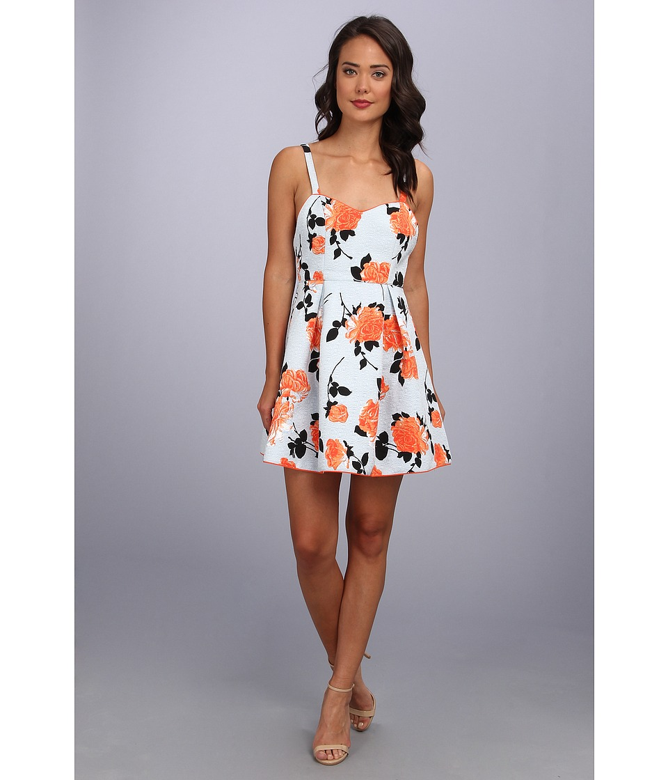 MINKPINK - Queens Garden Dress (Multi) Women's Dress