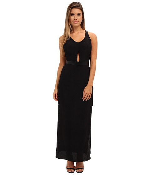 MINKPINK - Edge Of Glory Dress (Black) Women