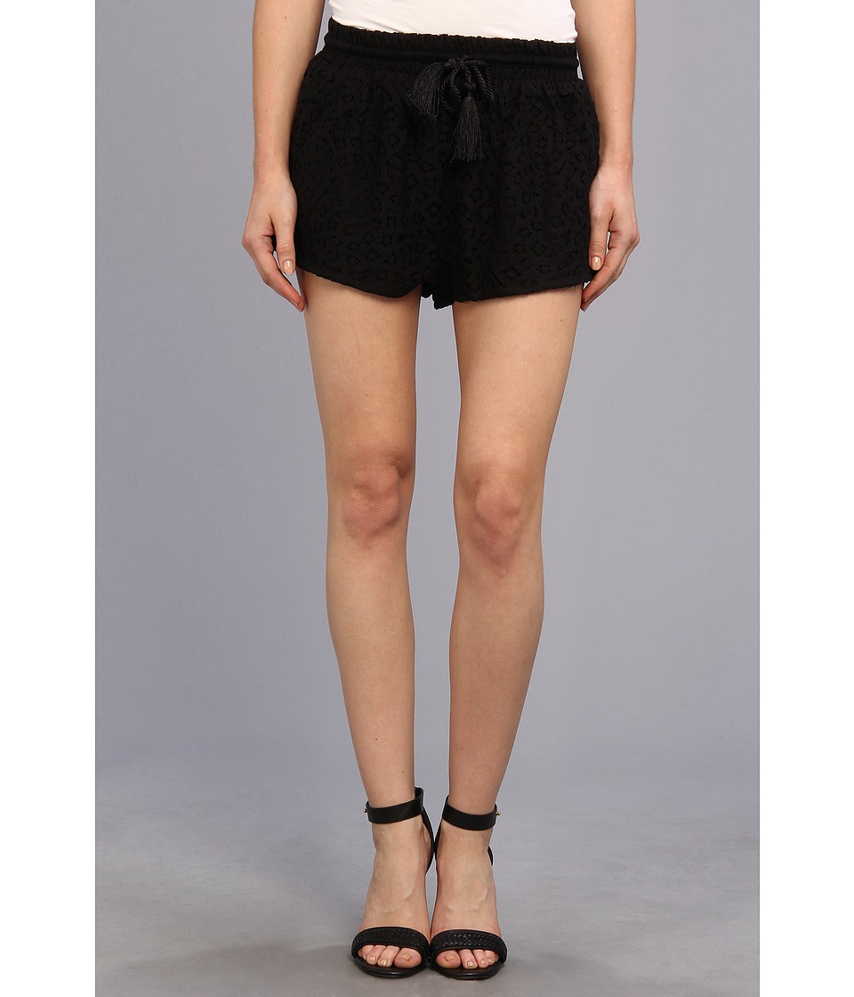 MINKPINK - Sugar High Shorts (Black) Women's Shorts