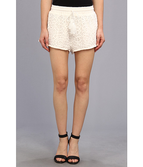 MINKPINK - Sugar High Shorts (White) Women's Shorts