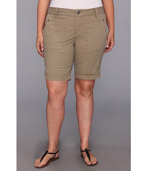 Jag Jeans Plus Size - Plus Size Union Short (Nutty) Women