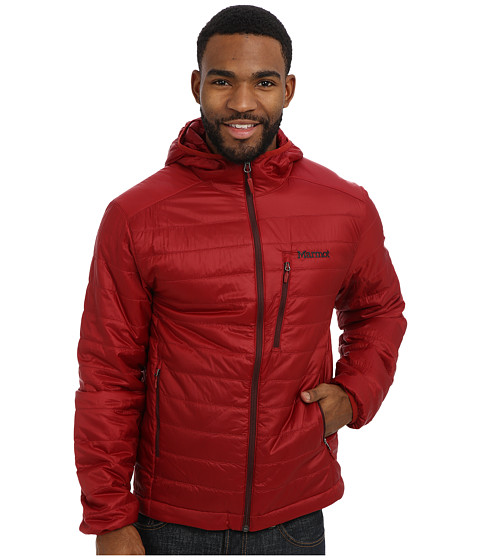 Marmot - Calen Hoody (Dark Crimson) Men