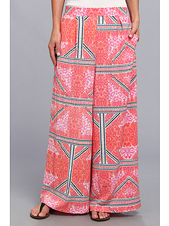 SALE! $66.99 - Save $42 on MINKPINK Eastern Aztec Palazzo Pant (Multi) Apparel - 38.54% OFF $109.00