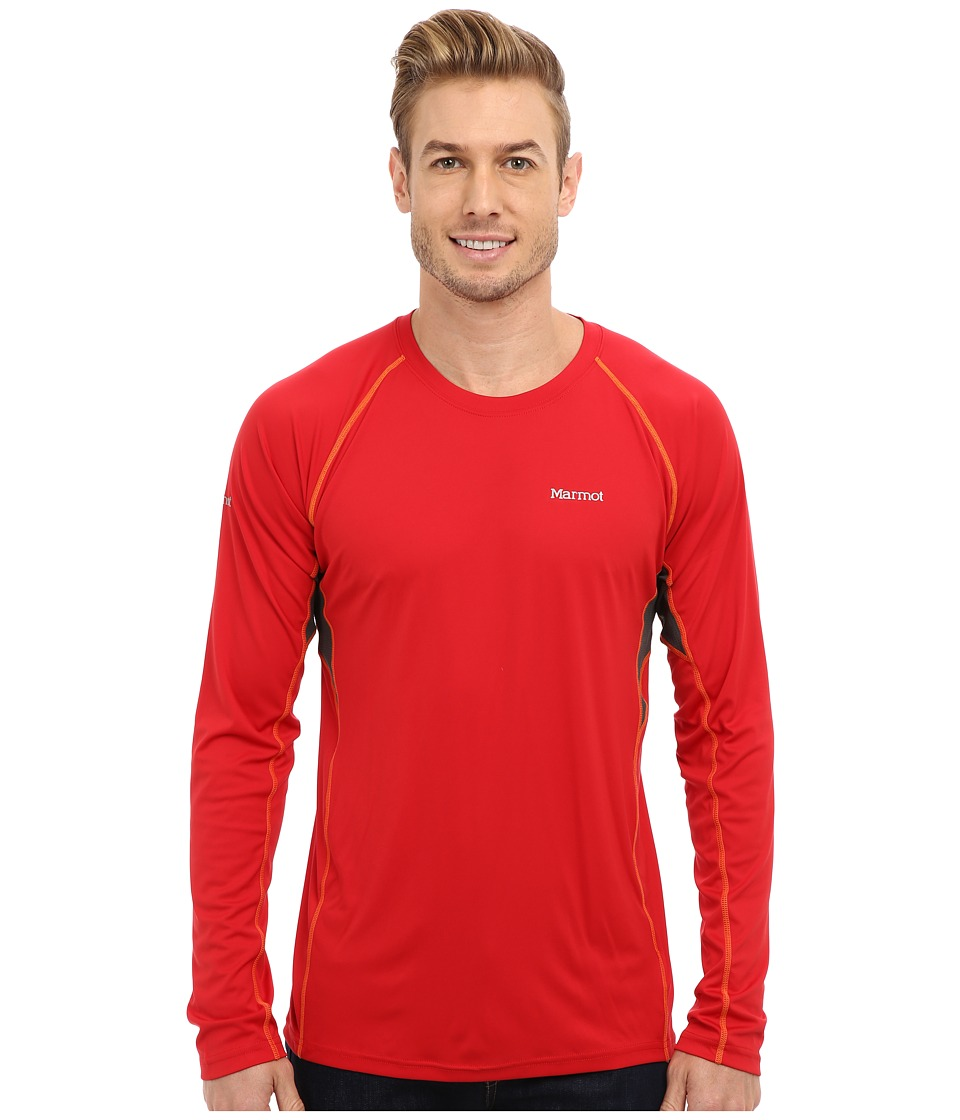 Marmot - Frequency L/S (Team Red) Men